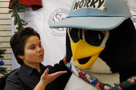 NORKY and ZACH CALLISON