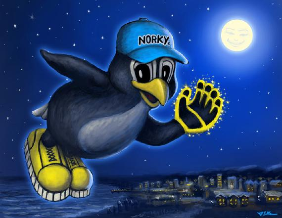 NORKY THE PENEAGLE DREAM ADVENTURER
